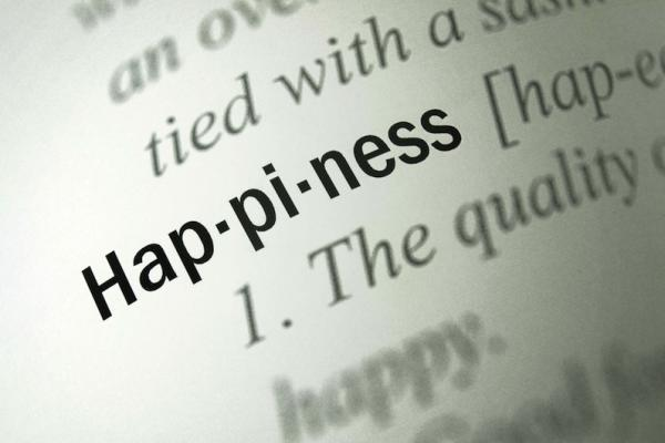 Happiness ≥ Events – Expectations, demikian rumusnya.
