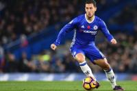 Hazard Beri Kode ke Real Madrid
