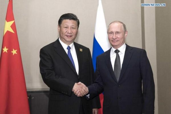 Rusia dan China Blokir Proposal AS ke PBB