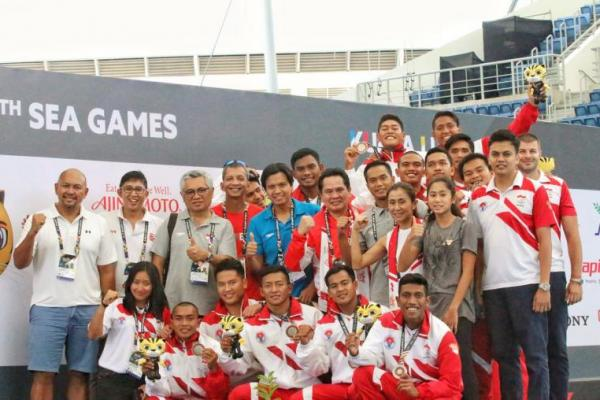 Tim Polo Air Gagal Jegal Tradisi Singapura