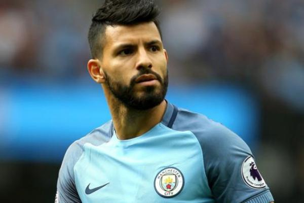 Aguero Cedera Lagi, City Krisis Striker