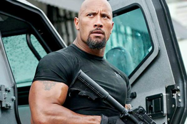 """Syuting Hari Pertama """"Fast and Furious"""" Spin-Off, The Rock Absen"""