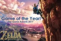 The Legend of Zelda Dominasi The Game Awards 2017