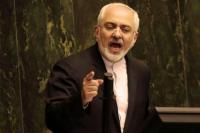 Menlu Zarif: Iran dan China Kecam Sanksi Ilegal AS