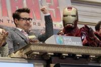 Kostum Asli Iron Man di Los Angeles Dicuri