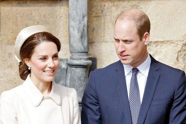 Pangeran William Rayakan Kepergian Harry dan Meghan