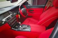 Classic Buat Interior BMW 520i Makin Inovatif