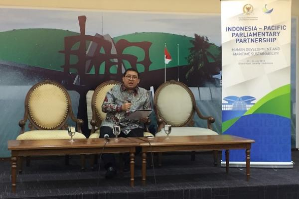 DPR akan menggelar Indonesia-Pacific Parliementary Partnership on Human Development and Maritime pada 23–24 Juli mendatang.