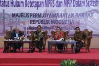 MPR Bisa Mengeluarkan Tap MPR Penetapan Presiden dan Wakil Presiden Terpilih