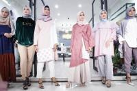 Scarf Square dan Long Dress Jadi Favorit Hijabers Samarinda