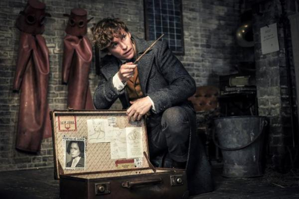 """Fantastic Beasts: The Crimes of Grinderwald"" Rajai Box Office"