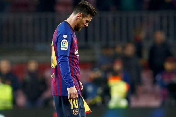 Lionel Messi Masuk Radar LA Galaxy