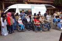 Kaum Disabilitas Apresiasi Program One Way Arus Mudik Lebaran 1440 H/2019