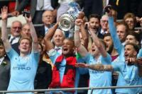 Raih Treble Winner, Kompany: City Tim Terbaik di Dunia