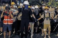 China Tuding AS Hasut Demonstran di Hong Kong