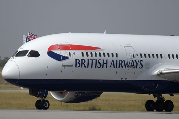 British Airways Tangguhkan Aktivitas Penerbangan ke China