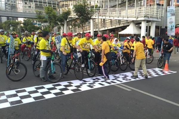 BPHN Gelar Fun Bike For Justice