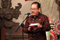 Wagub Cok Ace Sambut Baik Asia Traditional Orchestra