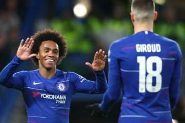 Gegara Gaji, Tottenham Gagal Rekrut Willian