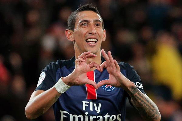 Angel Di Maria Masuk Radar Inter Milan