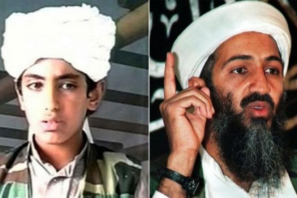 CIA Rilis Video Pernikahan Putra Osama bin Laden
