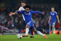 Barcelona Masih Incar Willian