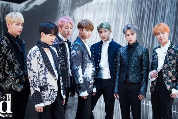Boy Band BTS Batalkan Konser di AS