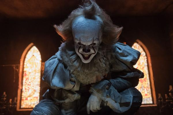 Film bergenre horror 'IT' kembali merebut puncak box office akhir pekan