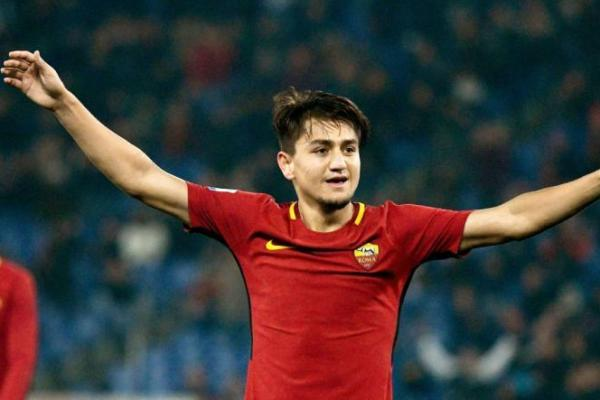AS Roma Masih Punya Cengiz Under