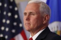 Wakil Presiden AS Mike Pence Terima Vaksin COVID-19