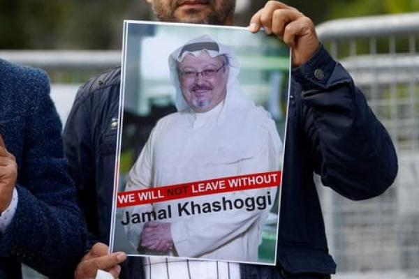 Jamal Khashoggi masuk kategori Person of the Year versi Majalah Time