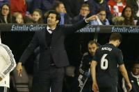 Solari Kembali ke Real Madrid