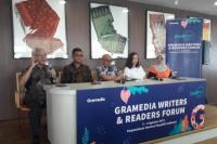 Gramedia Writers & Readers Forum 2019 Hadirkan Puluhan Penulis Hebat