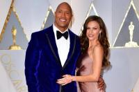 The Rock Nikahi Pacar Lama Lauren Hashian