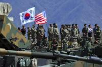AS-Korea Selatan Tunda Latihan Militer demi Korea Utara