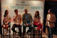"Monty Tiwa Buat Web Series ""The Trilogy of Senses"""
