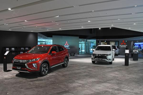 "Besok, Mitsubishi Motors Buka Showroom Headquarter Baru ""MI-Playground"""