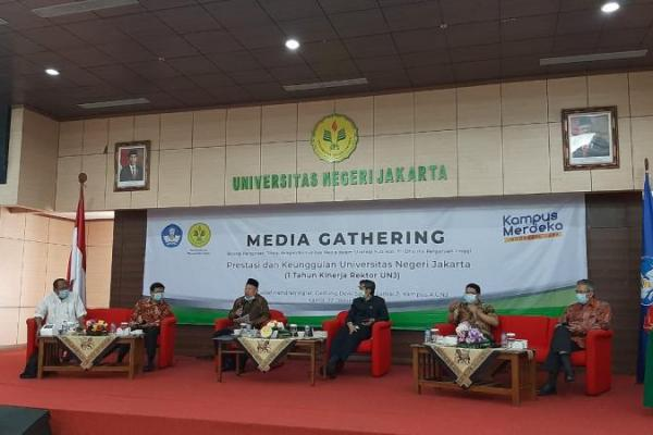 Genjot Jurnal Ilmiah Scopus, UNJ Bidik Reputasi Asia