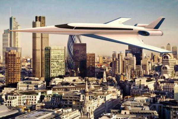 Jet Supersonik, Dari London ke New York Cuma 2 Jam Akan Hadir di 2028